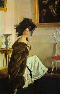 Portrait of Princess Olga Orlova