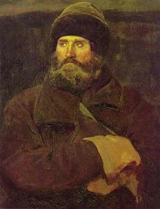 Ivan Petrov, a Peasant from Vladimir Province. Study