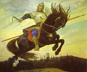 Knightly Galloping