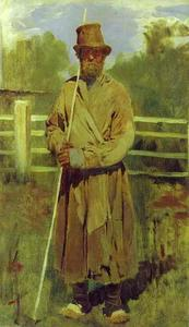 Peasant with a Pole