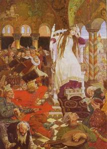 The Unsmiling Tsarevna
