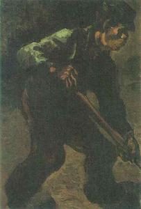 Peasant Digging