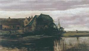 Water Mill at Gennep 2