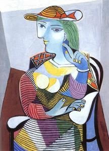 Seated Woman (Marie-Therese Walter)