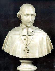 Busto del Cardinale Joseph Fesh