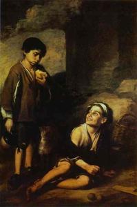Two Peasant Boys