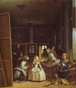 Las Meninas (The Maids of Honor) or the Royal Family