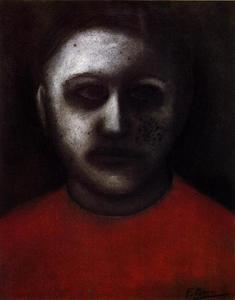self portrait, 1930 ,x