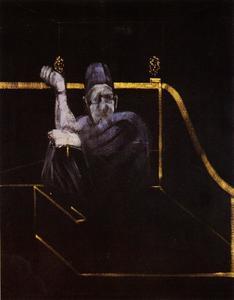 study for portrait viii, 1953