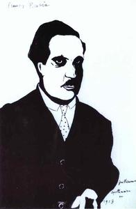 Guillaume Apollinaire in 1913