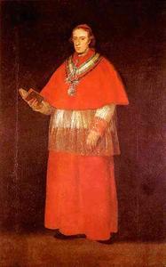 Cardinal Luis Maria de Borb n y Vallabriga