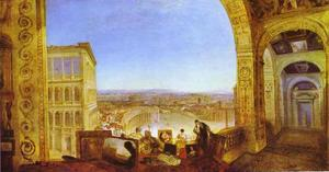 Rome, from the Vatica