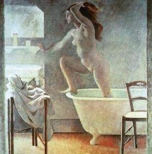 Leaving the Bath