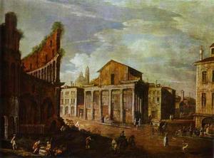 Church of St. Antony and St. Phaustina in Rome