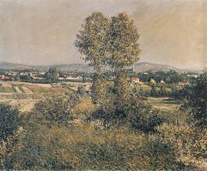 Landscape at Argenteuil
