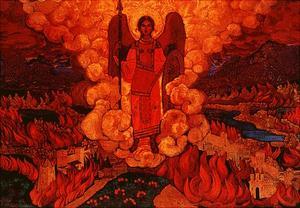 último ángel 1912