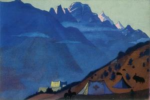 Tibetan Camp Keylang