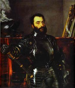 Portrait of Francesco Maria della Rovere, Duke of Urbino