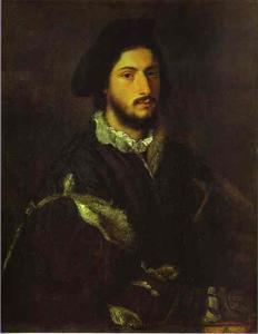 Portrait of Tomaso or Vincenzo Mosti