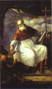 St . John le Alms-Giver