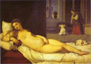 Venus of Urbino