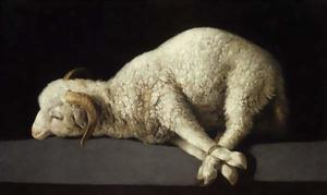 Agnus Dei (The Lamb of God)