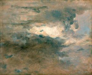 Clouds Study - Evening