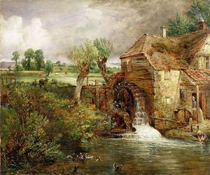 Mill at Gillingham, Dorset