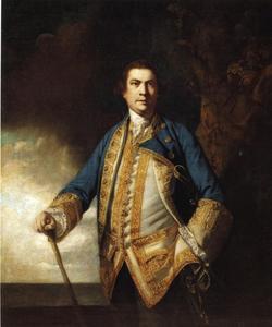 Augustus, 1st Viscount Keppel