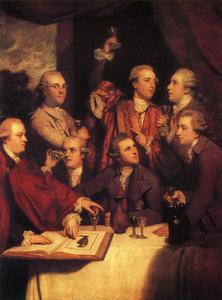 The Dilettanti Society