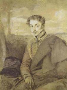 Portrait of A. I. Dmitriyev-Mamonov