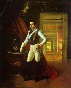 Portrait of Count D. N. Sheremetyev
