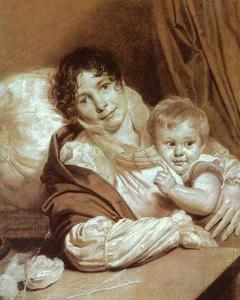 Portrait of Mme Preice