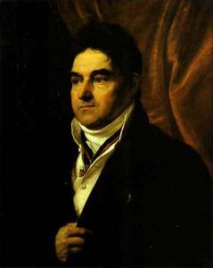 Portrait of V. S. Khvostov