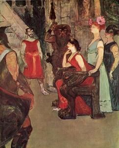 Messalina Seated