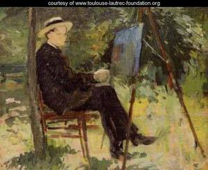 The Painter Rachou