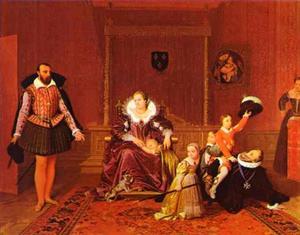 スペインのヘンリー四世が供給アンバサダー