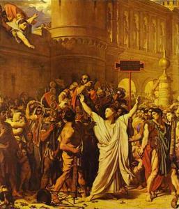 Martyrdom of St. Symphorien