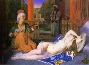 Odalisque and Slave