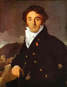 Portrait of Charles-Joseph-Laurent Cordier