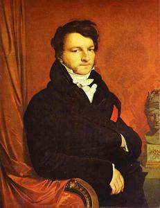 Portrait of Jacques Marquet, Baron de Montbreton de Norvins