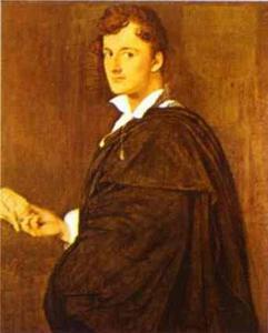 Portrait of Lorenzo Bartolini
