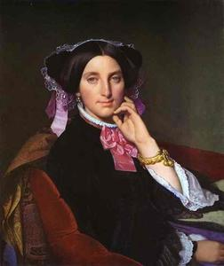 Portrait of Madame Gonse