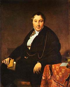 Portrait of Monsieur Leblanc