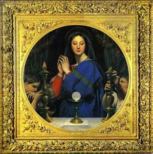 The Virgin of the Host1