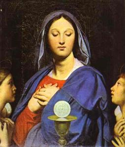 The Virgin of the Host2