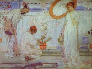 The White Symphony, Three Girls