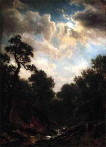 Moonlit Landscape 2