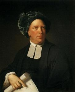 Rev. John Pickering