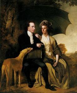 Rev. Thomas Gisborne and His Wife Mary